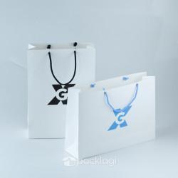 Paperbag Kraft Putih XG