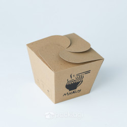 Rice Box Kraft Custom