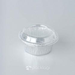 Tray Aluminium Bulat