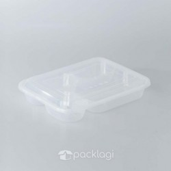 Lunch Box Bento Plastik