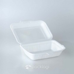 Lunch Box Styrofoam Sedang