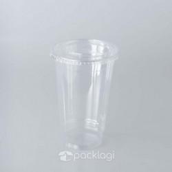 PET Cup Flat 22 oz