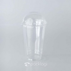 PET Cup Dome 22 oz
