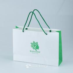 Paperbag Kraft Putih Rafanny